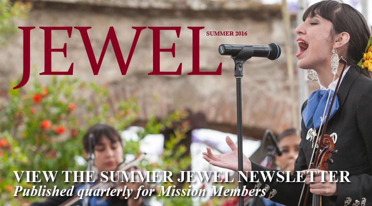 Jewel Newsletter Summer 2016