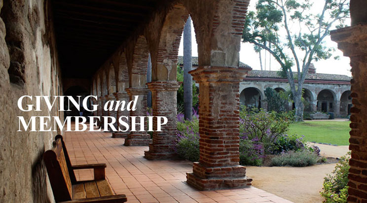 GIving&Membership