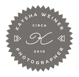 Kaysha Weiner Photographer - Circa 2010
